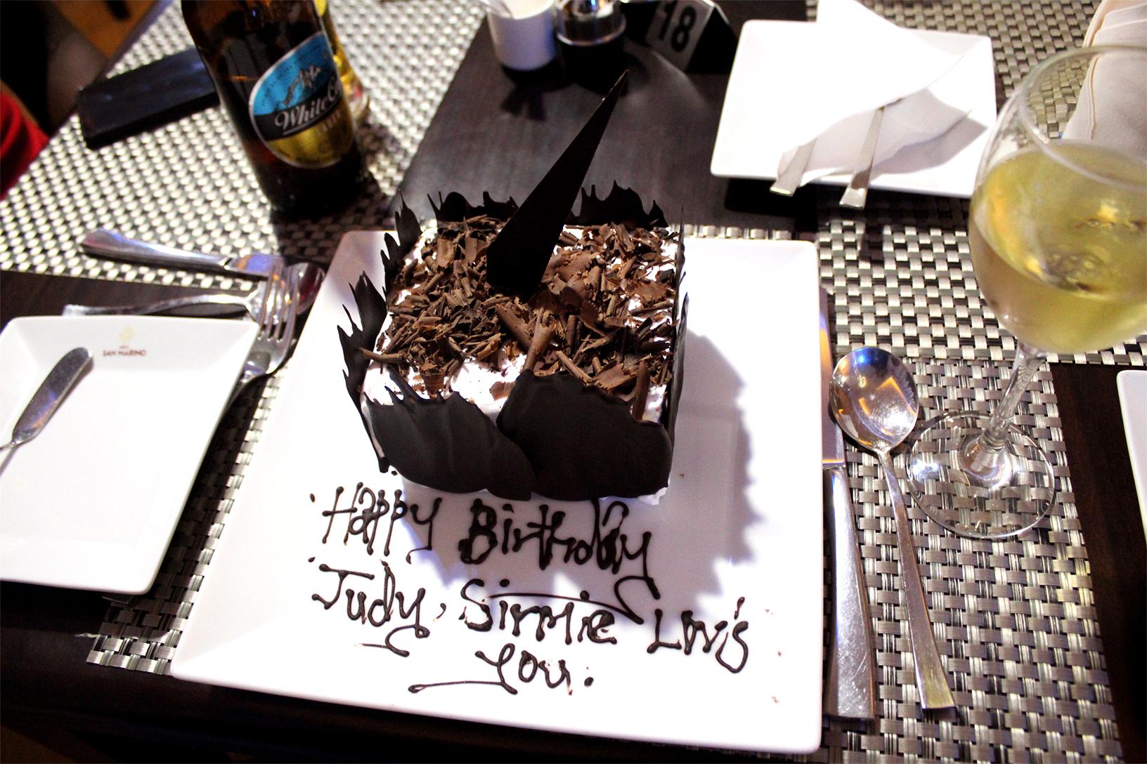 Hotel San Marino Kitui Birthday Cake