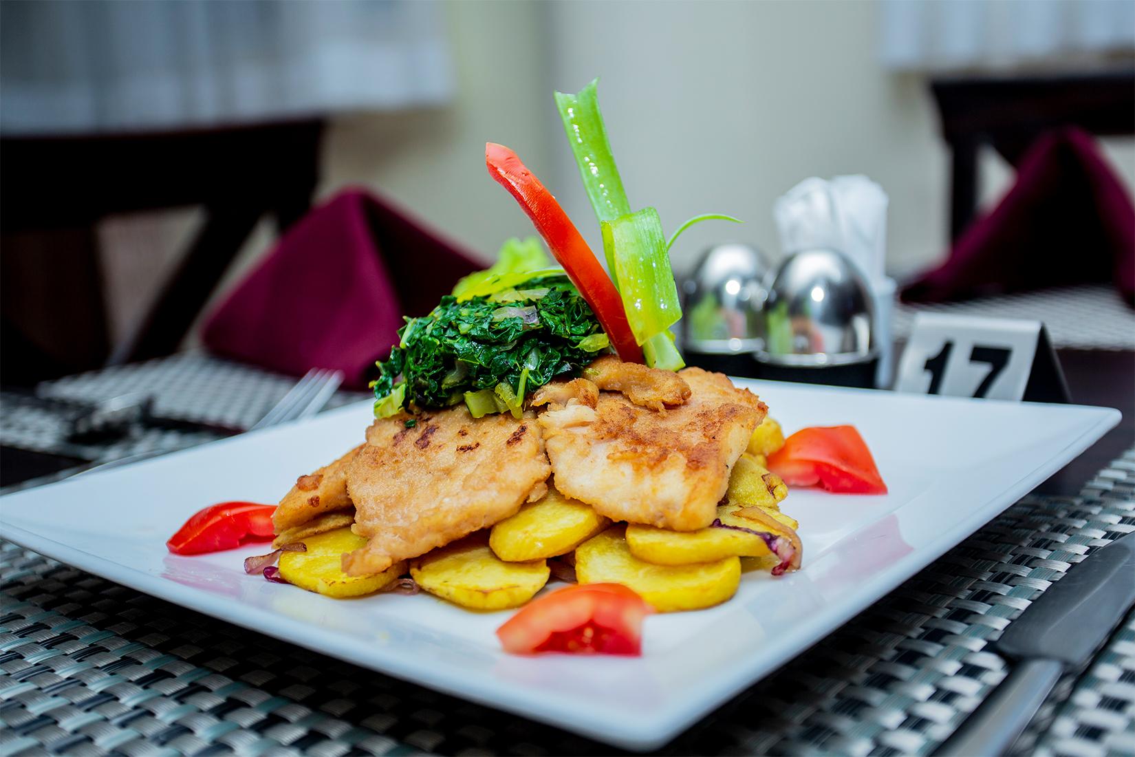 Hotel San Marino Kitui Fine Dining
