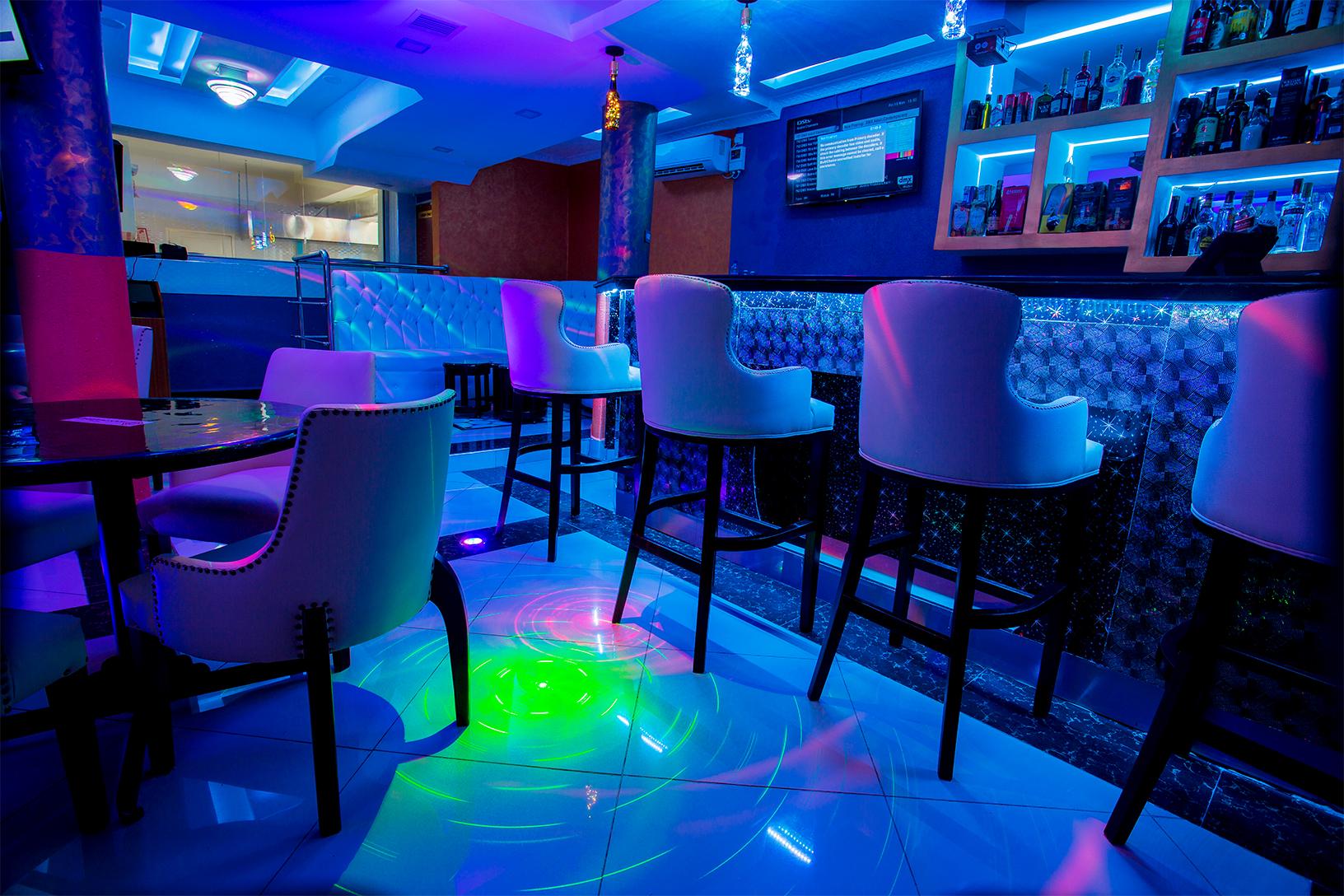 Hotel San Marino, Kitui Club Marino Disco Lights