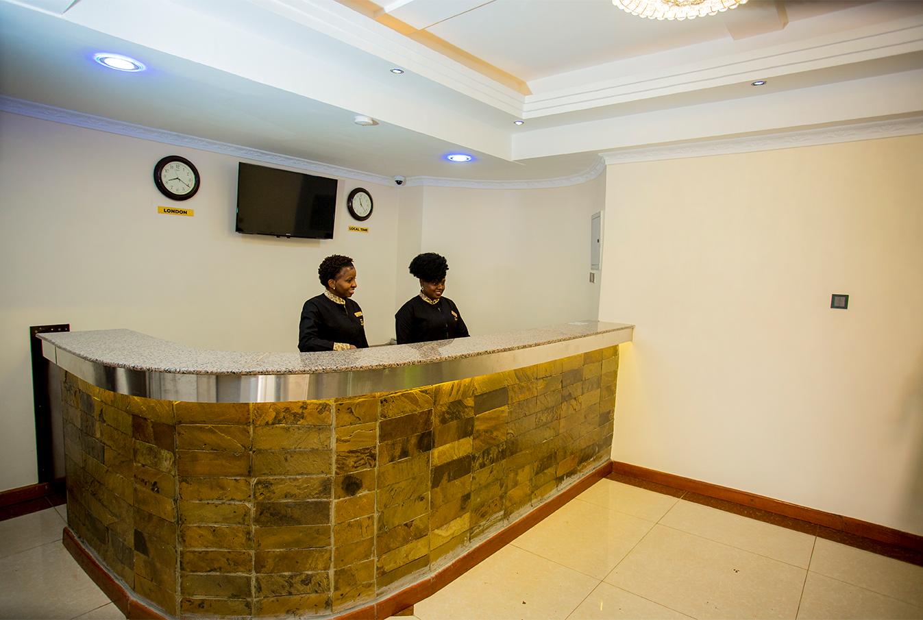 Hotel San Marino Kitui Reception