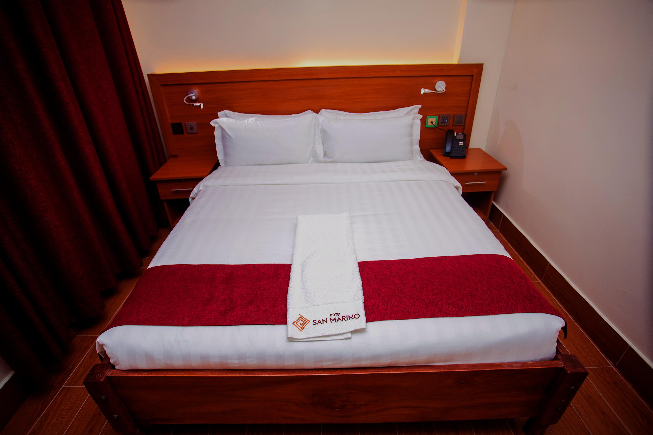 Hotel San Marino Kitui Standard Room