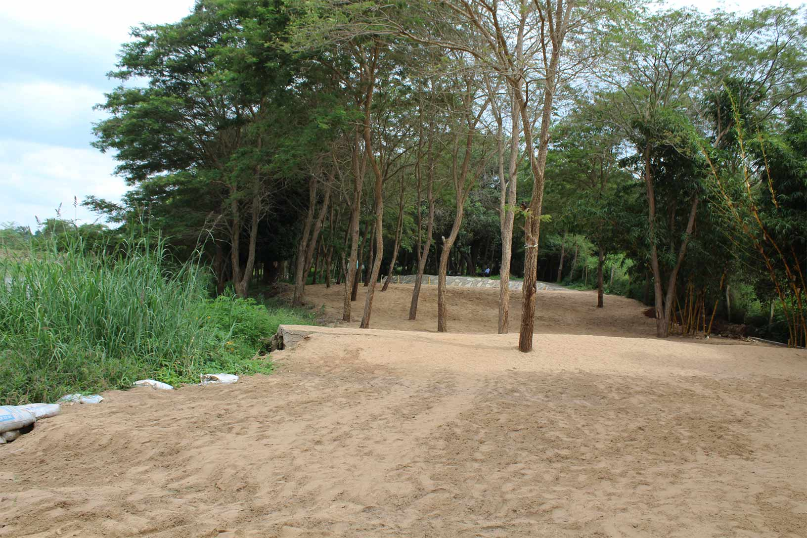 Kalundu Eco Park Beach