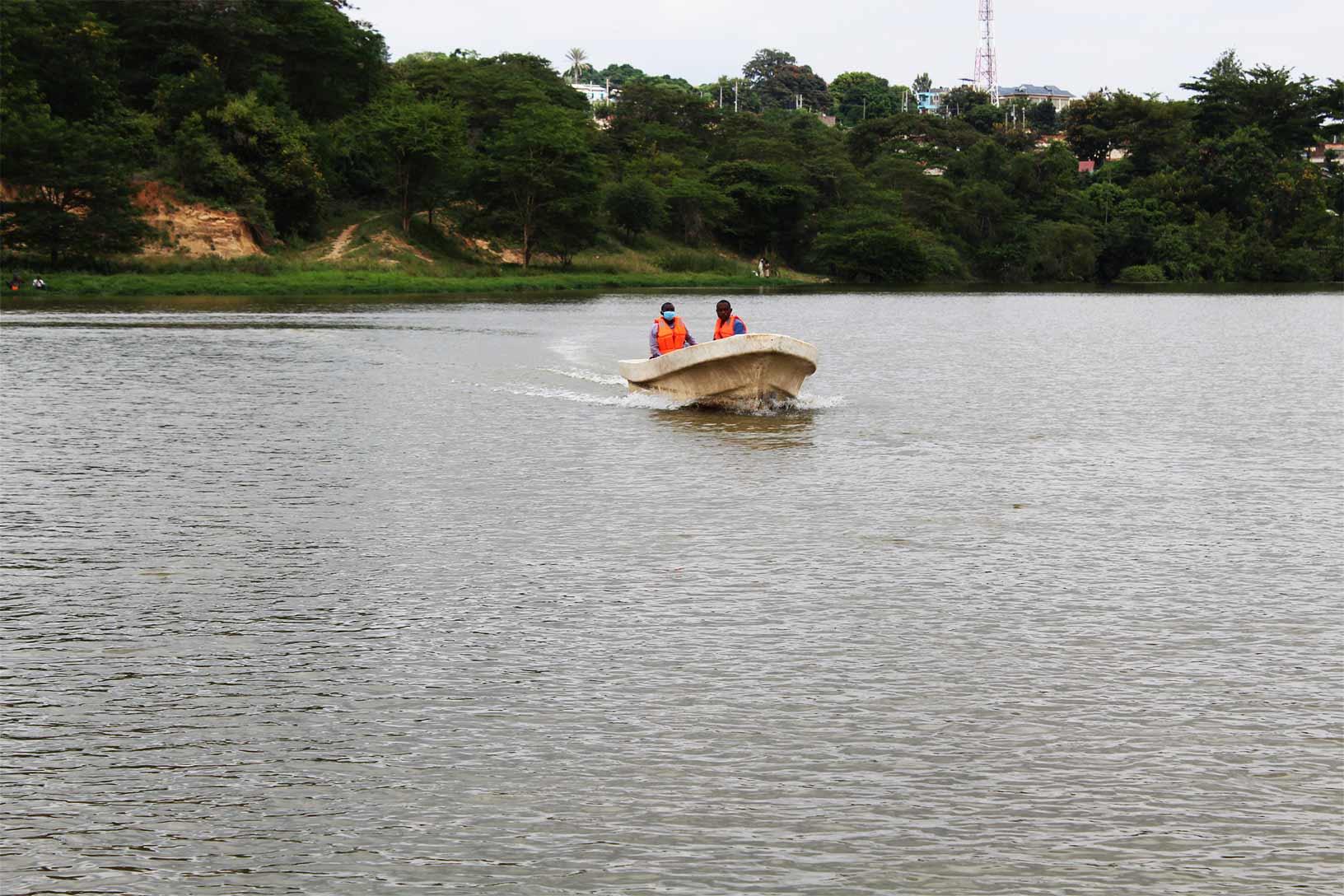 Kalundu Eco Park Boat Ride 2