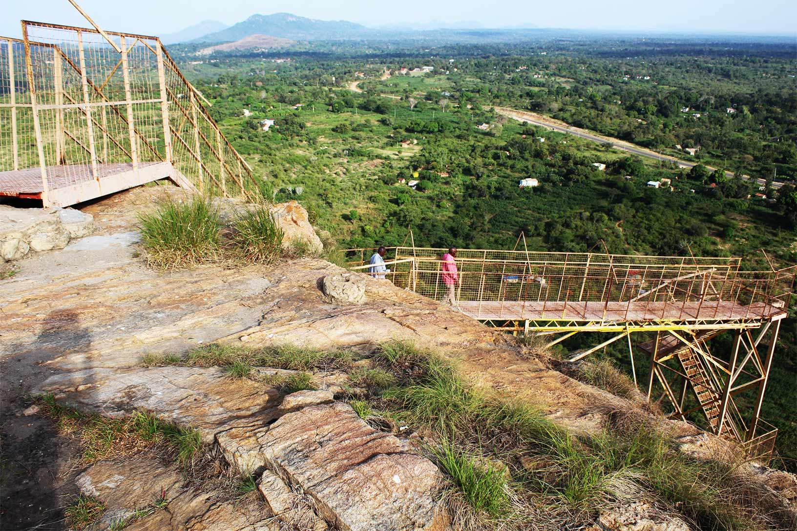 Nzambani Rock Steps 2